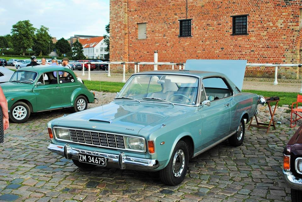 Ford 20M P7a Coupe 1968 -