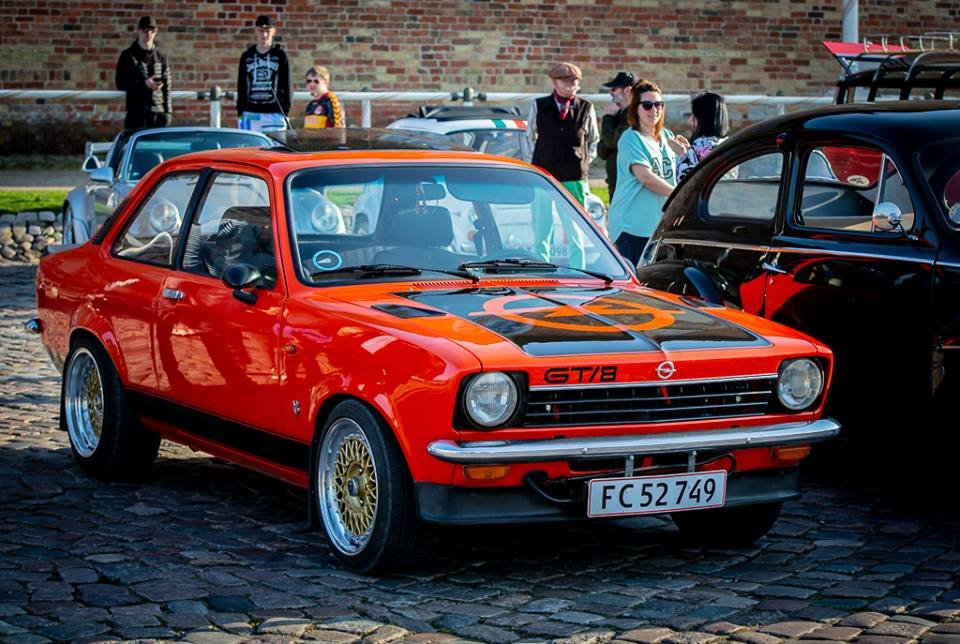 Opel Kadett V8 - Harry